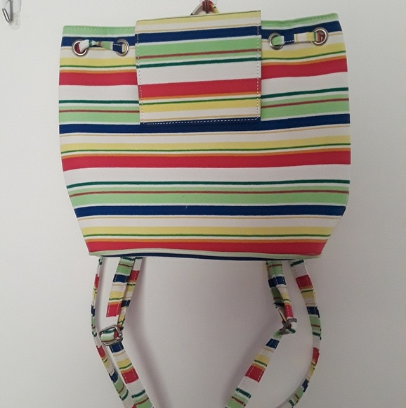 Festival Handbags - Backpack Purse and Changepurse Matching Set